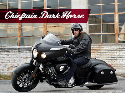 2018 indian range tiles Chieftain Dark Horse