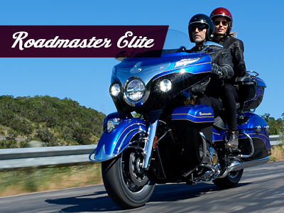 2018 indian range tiles Roadmaster Elite