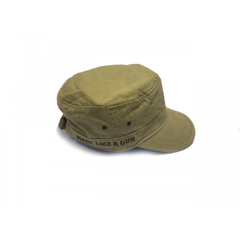 6cf3a481db4 Royal Enfield M43 Field Cap - The Cherry On Top Of Any Outfit