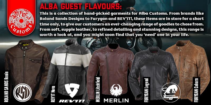2018 04 Clothing Leather Jackets
