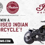 2018 win custom indian motorcycle