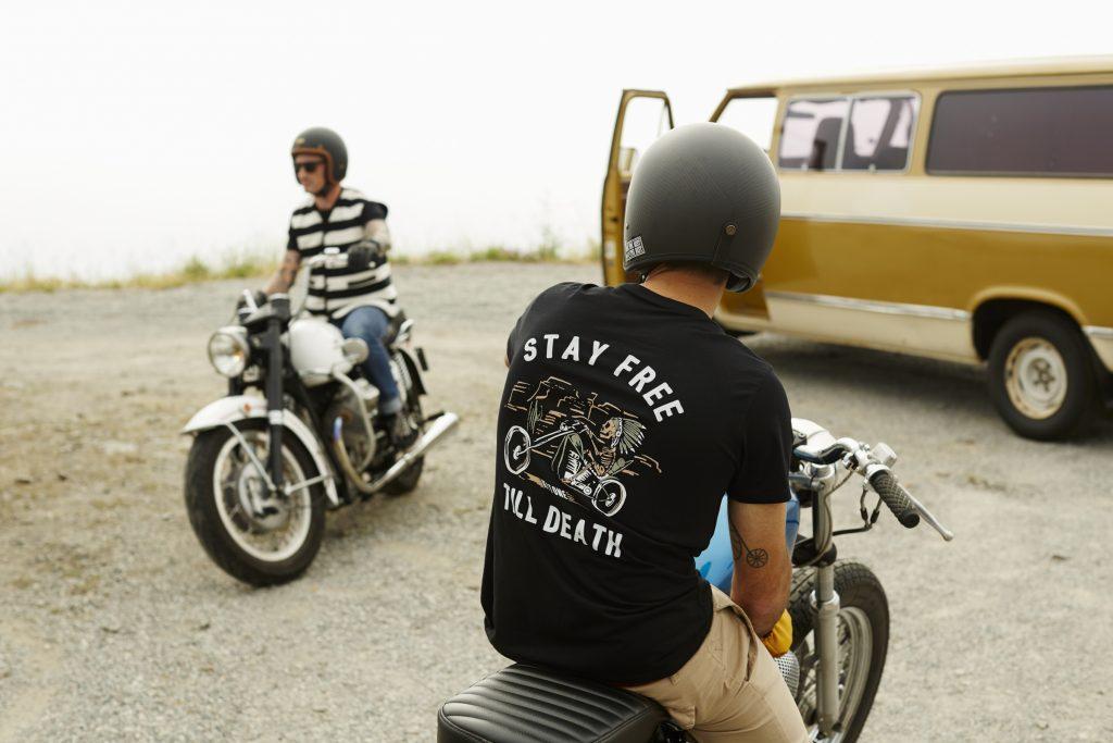 Kytone Stay Free T-Shirt