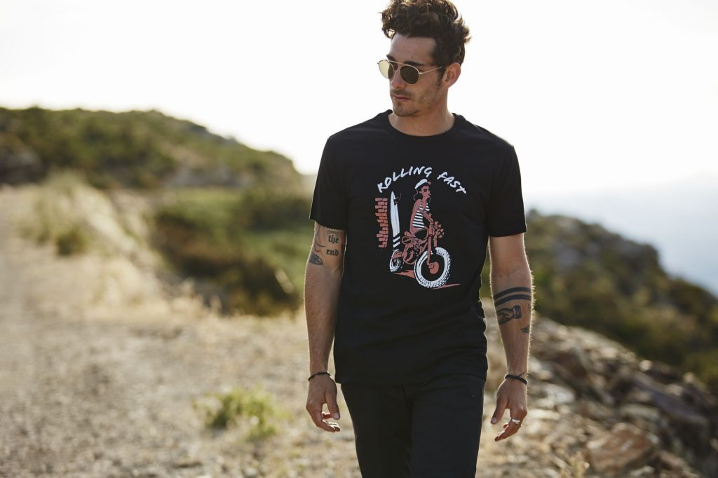 KYTONE Rolling Fast T-shirt