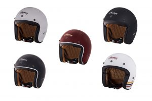 Indian Motorcycle open face helmets
