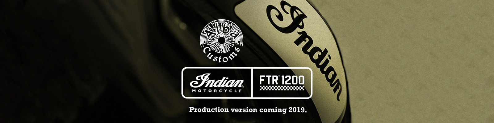 Indian FTR1200 Alba Customs
