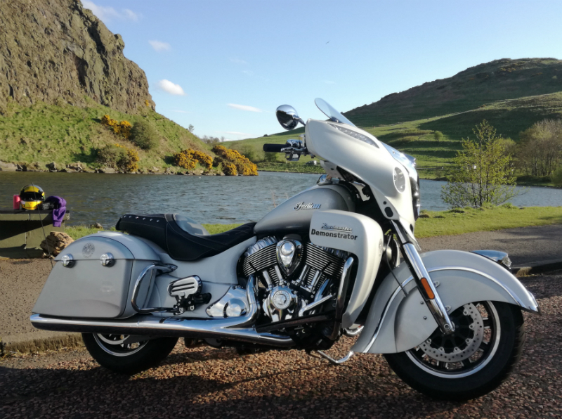 Roadmaster at Holyrood Park 800x596