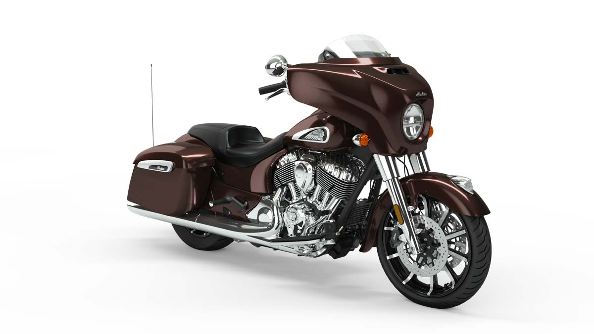 2019 Chieftain Limited Dark Walnut