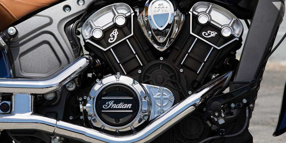 2019 Scout 100-HP V-Twin Engine