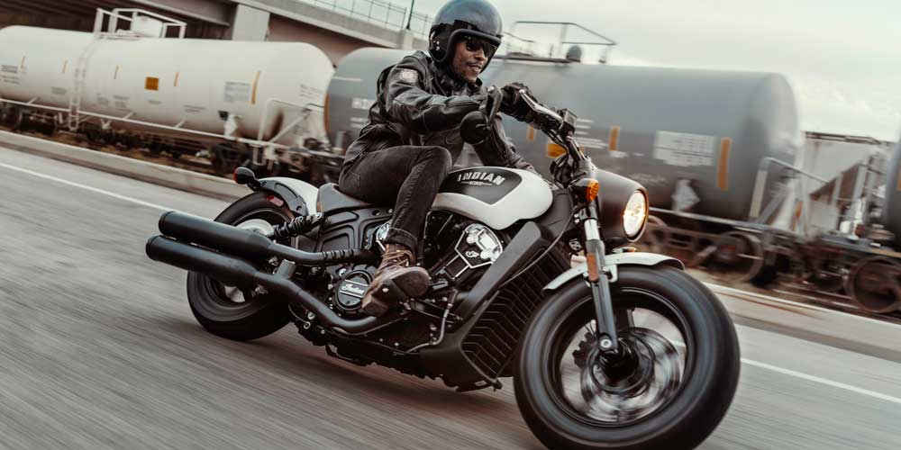 2019 Scout Bobber Premium Style