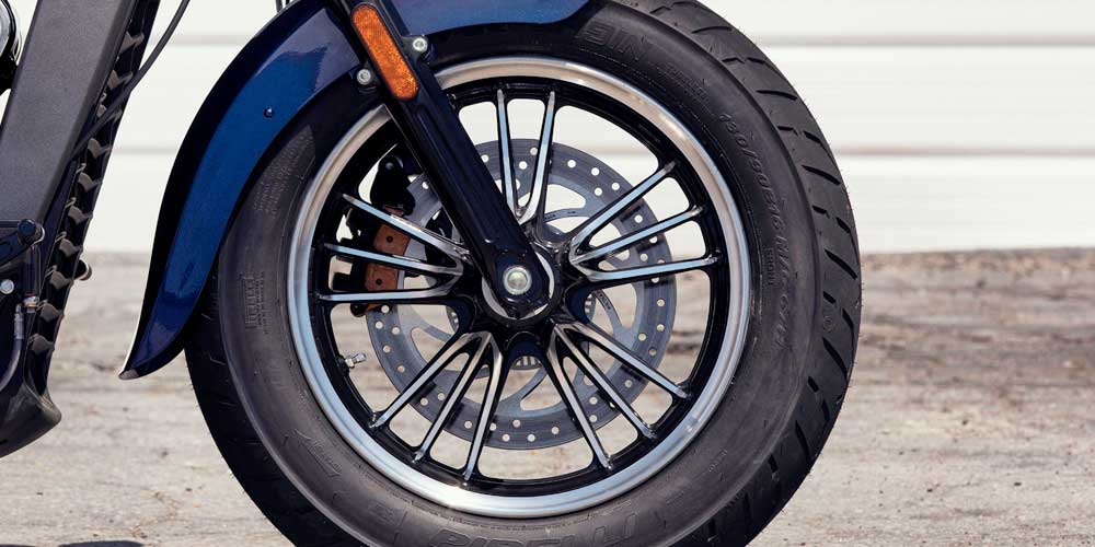 2019 Scout Serious Stopping Power