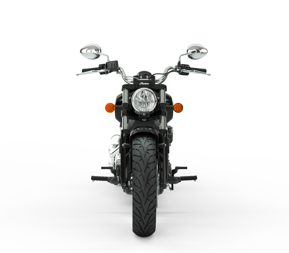 2019 Indian Scout Thunder Black