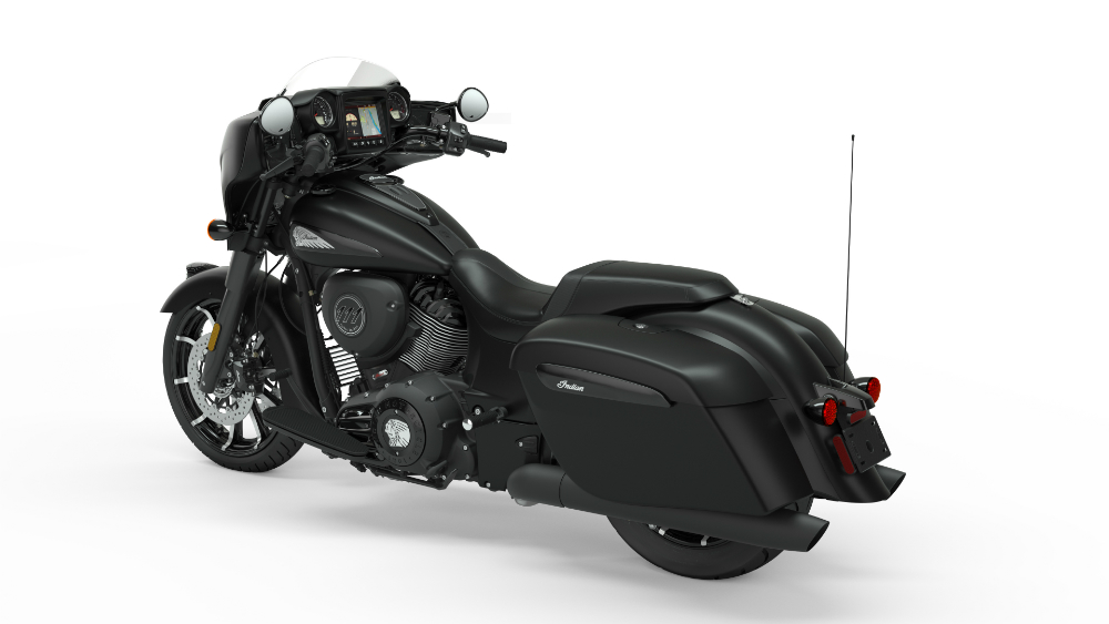 2019 Chieftain Dark Horse Thunder Black