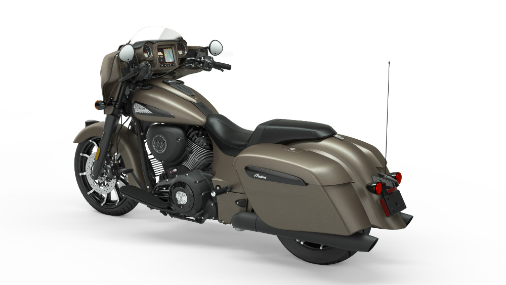 2019 Chieftain Dark Horse Bronze Smoke