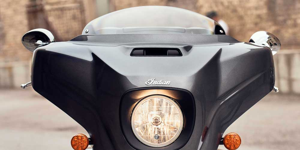 2019 Chieftain Power Windshield