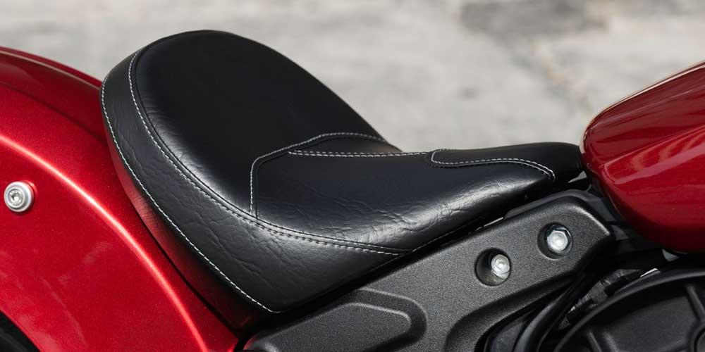 S60 Black Solo Seat