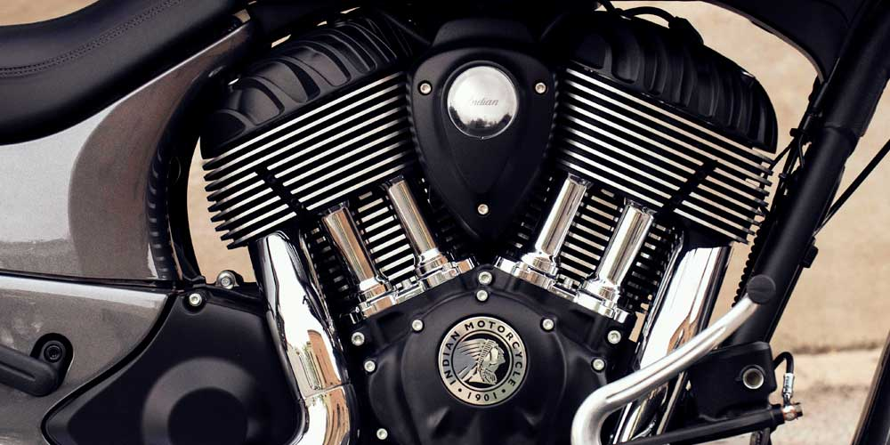 2019 Chieftain Thunder Stroke 111 V-Twin Engine