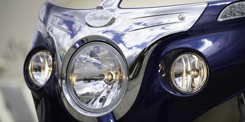 2019 Chieftain Classic Fairing Design Inspiration