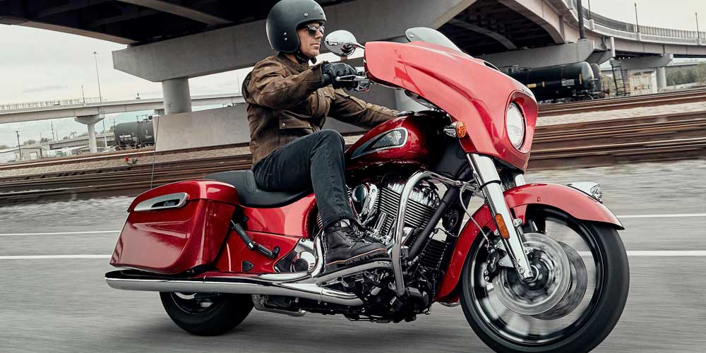 2019 Chieftain Limited A Higher Level of Performance