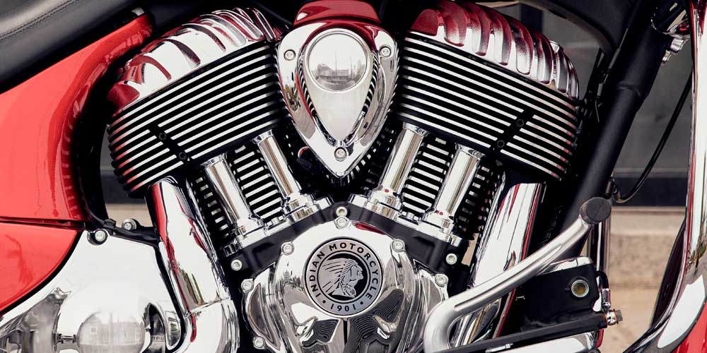 2019 Chieftain Limited Thunder Stroke 111 V-Twin Engine