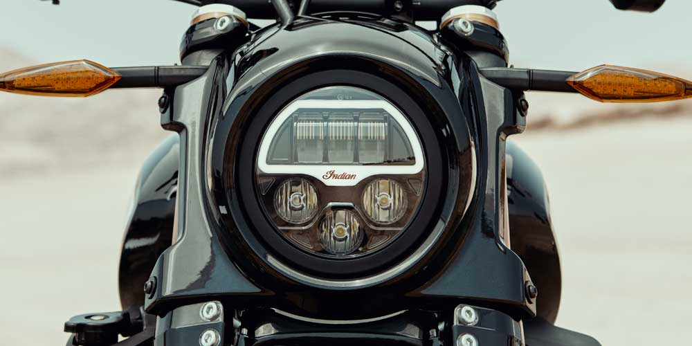 2019 FTR 1200 S Light Your Way