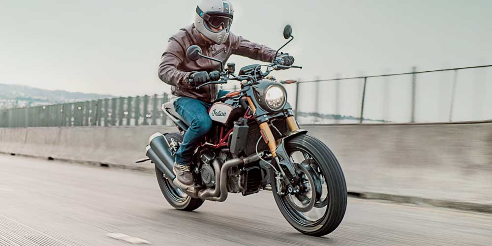 2019 FTR 1200 S Made For The Modern Road