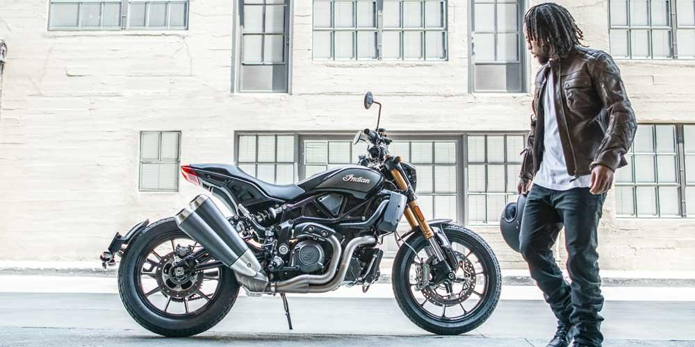 2019 FTR 1200 S The New American Standard