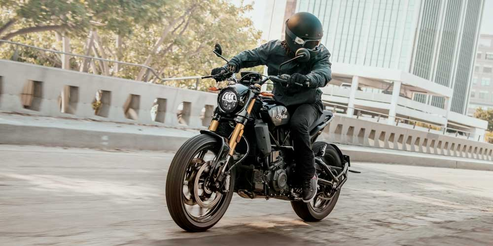 2019 FTR 1200 S Three Ride Modes