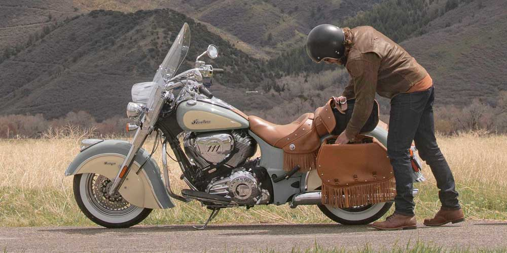 2019 Indian Chief Vintage A 21st Century Classic