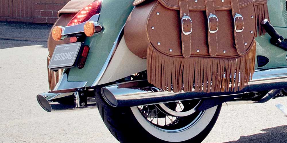 2019 Indian Chief Vintage Enhanced Comfort