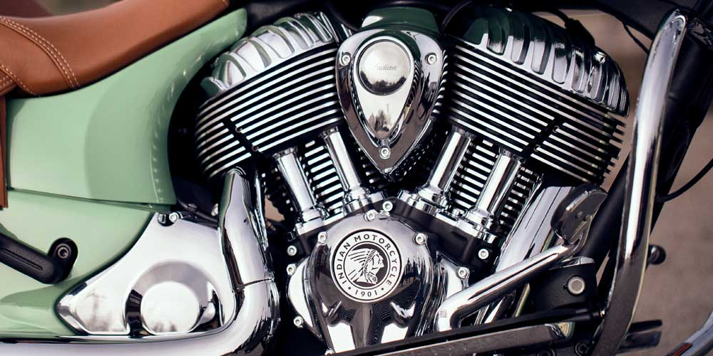 2019 Indian Chief Vintage Powerful And Smooth