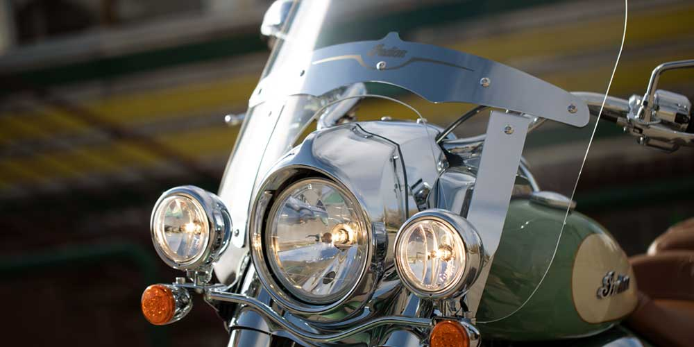 2019 Indian Chief Vintage Superior Amenities