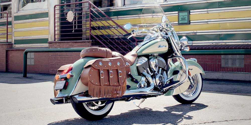 2019 Indian Chief Vintage Timeless Style