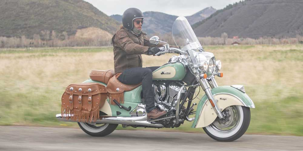 2019 Indian Chief Vintage Vintage That Performs