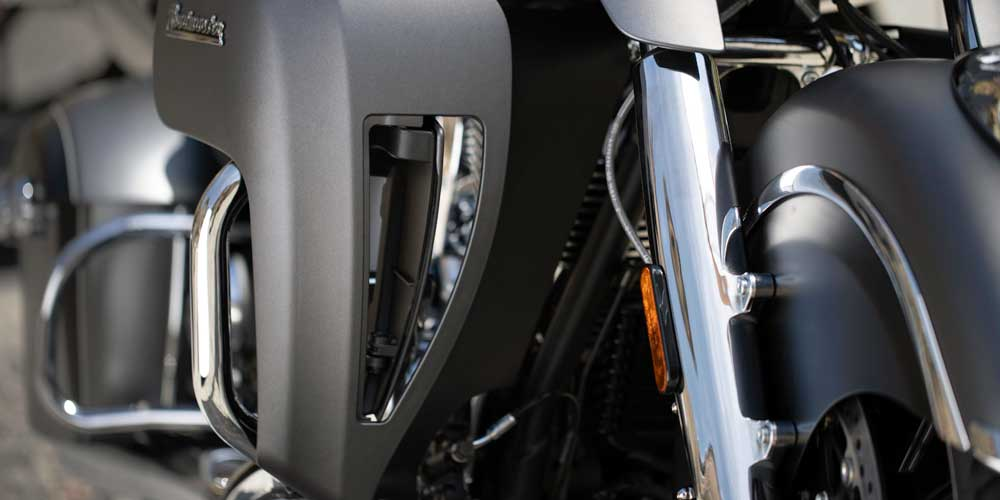 2019 Roadmaster Integrated Airflow Vents