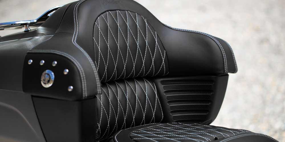 2019 Roadmaster Premium Touring Seat