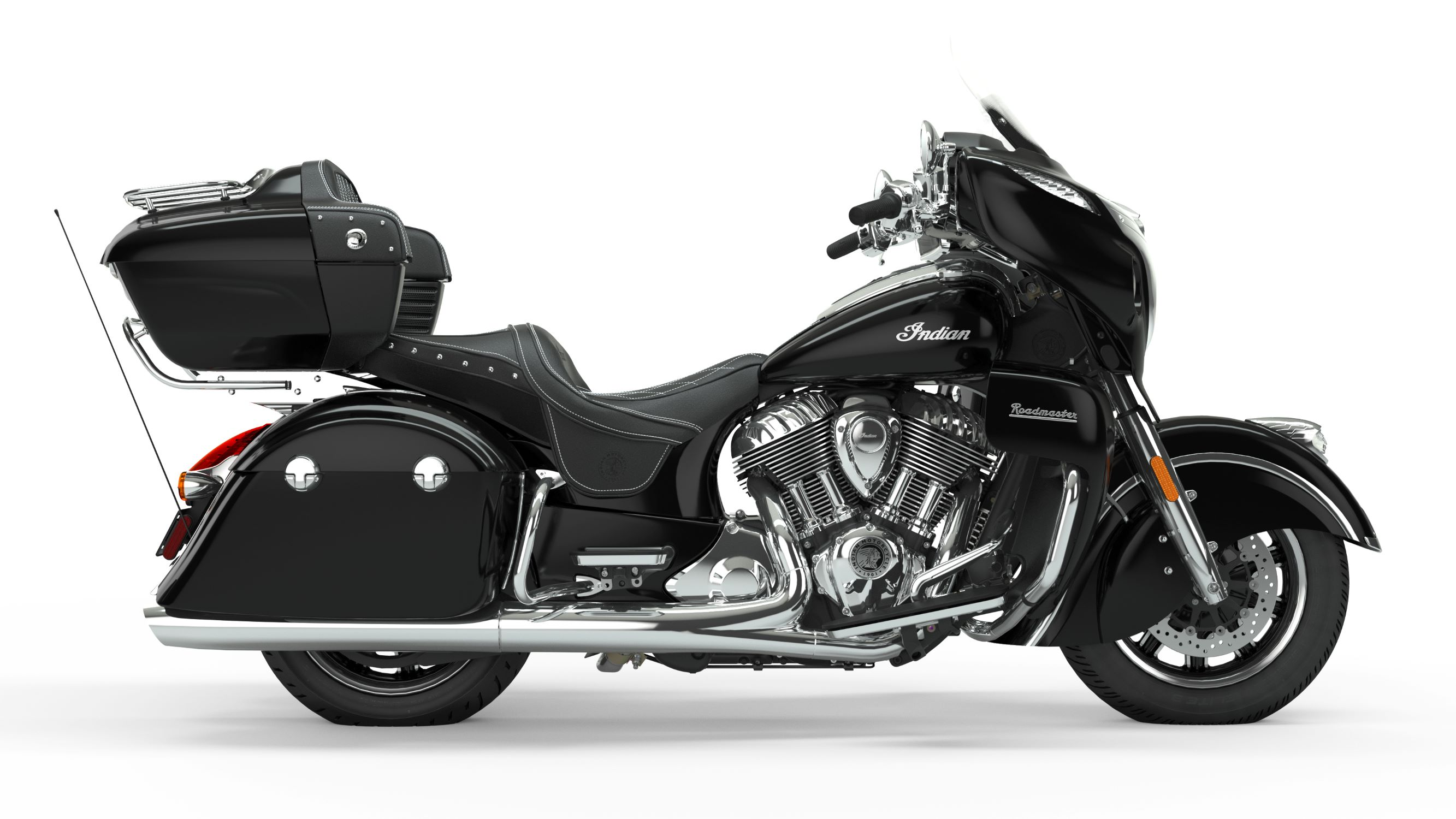 2019 Roadmaster Thunder Black Right