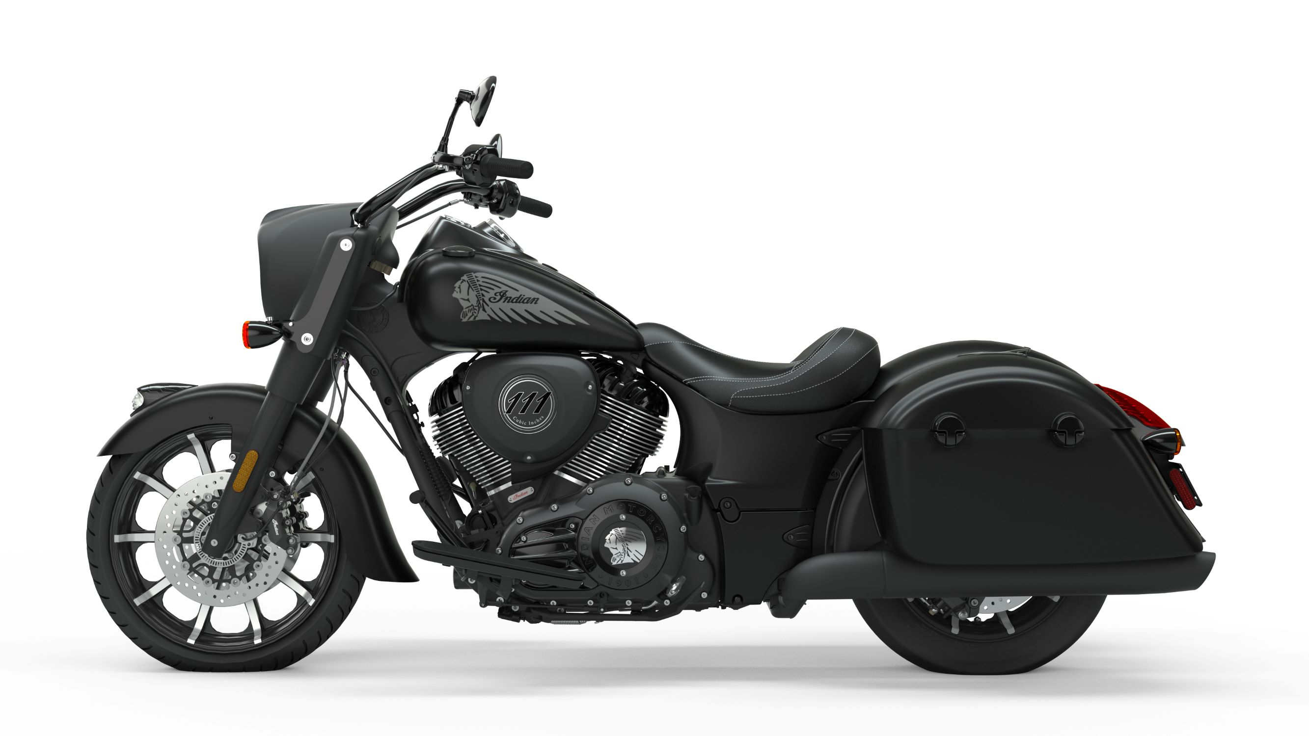 2019 Springfield Dark Horse Thunder Black Smoke Left