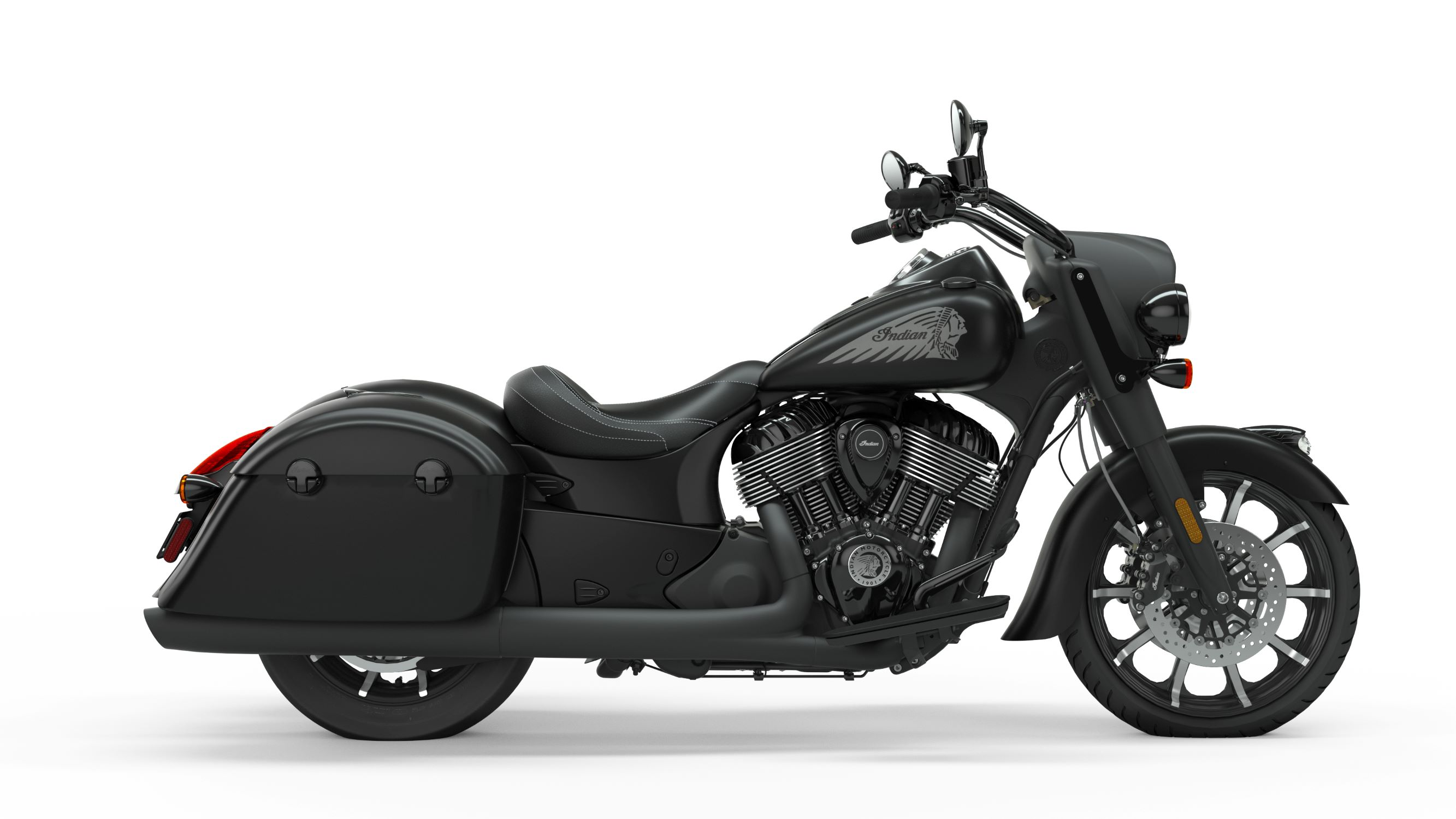 2019 Springfield Dark Horse Thunder Black Smoke Right