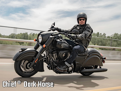 2019 Indian Chief Dark Horse