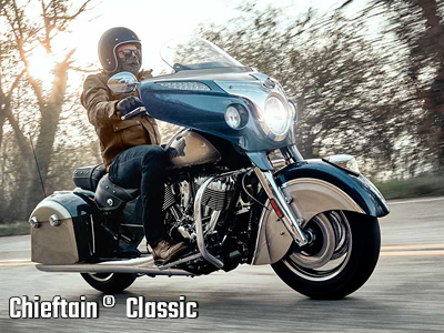 2019 Indian Chieftain Classic