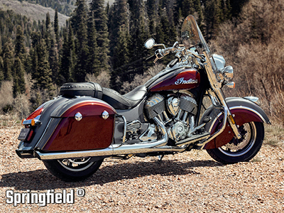 2019 Indian Springfield