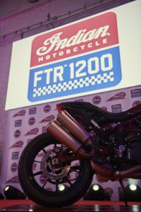 FTR Launch Intermot 2018