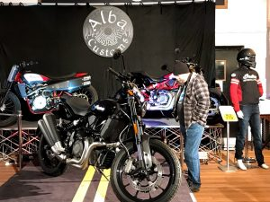 Alba Customs Indian FTR1200
