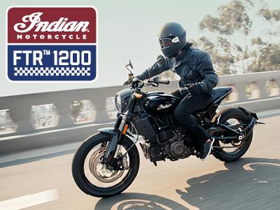 2019 Indian FTR1200