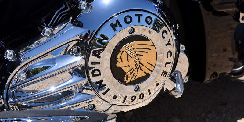 2018 Indian Roadmaster Elite